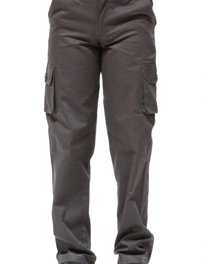 Boys Cotton Utility Uniform Pants