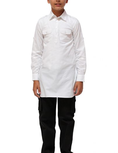 Boys Kurta Black