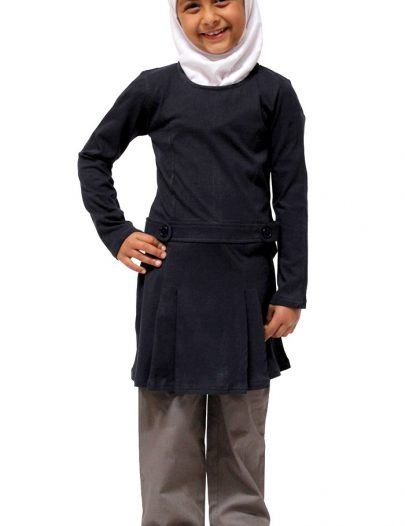 Girls Cotton Uniform Jumper