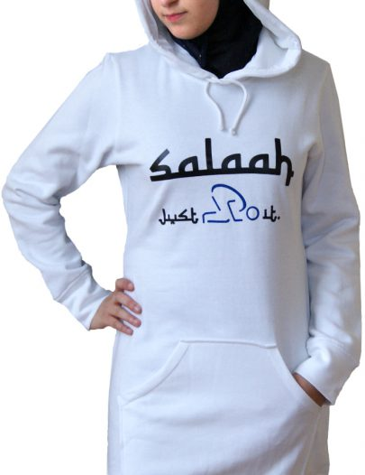 Proud2b Salaah Hoodie Heather Grey