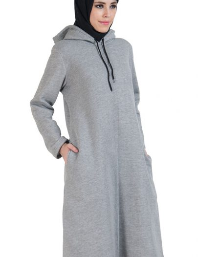 Basic Fare Women's Hoodie Grey