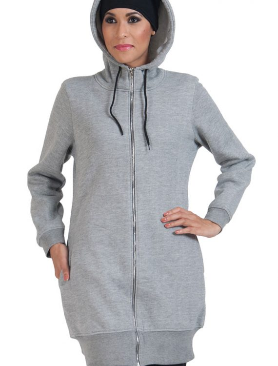 Basic Essentials Women's Hoodie Grey