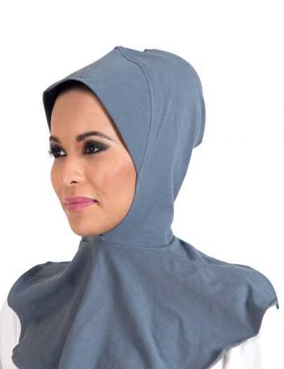 Ninja Hijab Cap Dark Grey