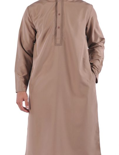 Mens Kashibo Kurta Black