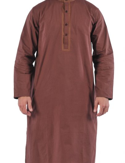 Mens Kurta Black