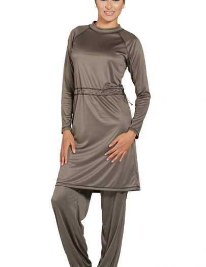 Ramady Burqini Swimsuit Grey