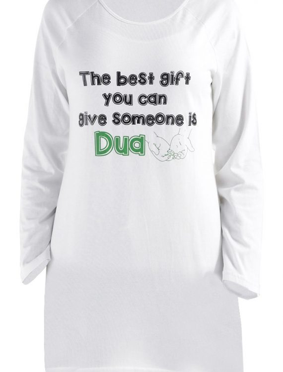 Give Dua T-Shirt Green