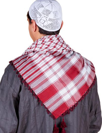 Ali Shoulder Scarf