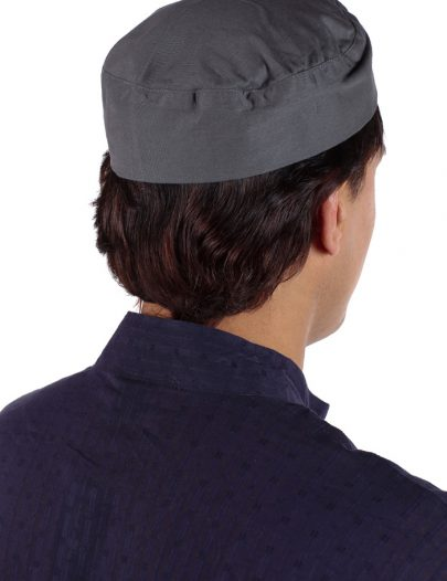 Cotton Grey Kufi Grey