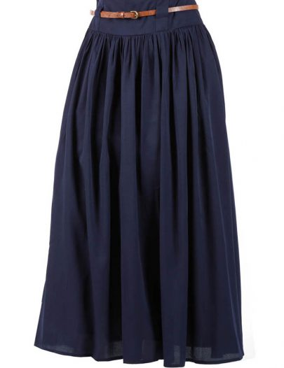 Everyday Skirt Navy