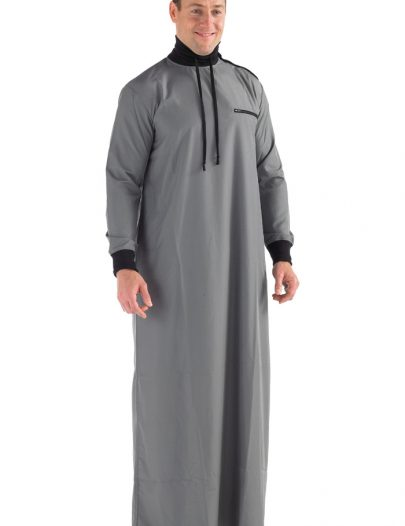 High Neck Jubba