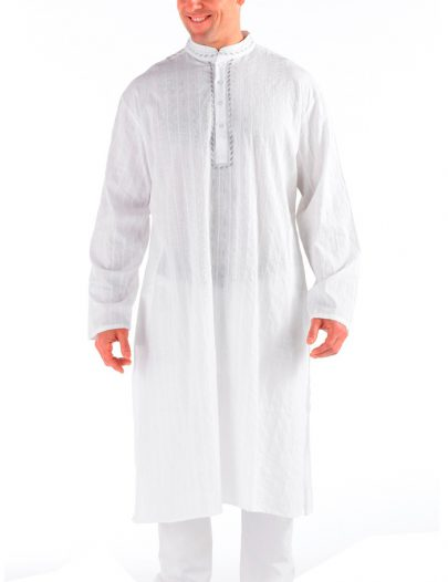 Mens Kurta Set Black