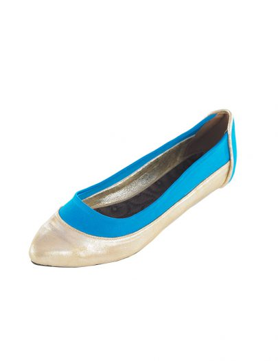 Pointed Toe Ballerina Flat