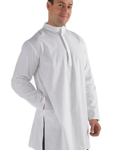 Shafa Men's Kurta White