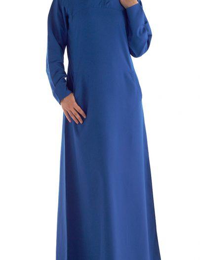 Amatullah Abaya Kashibo Monaco Blue