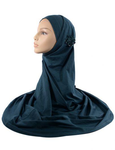 Teal 2 Piece Al-Amirah Hijab