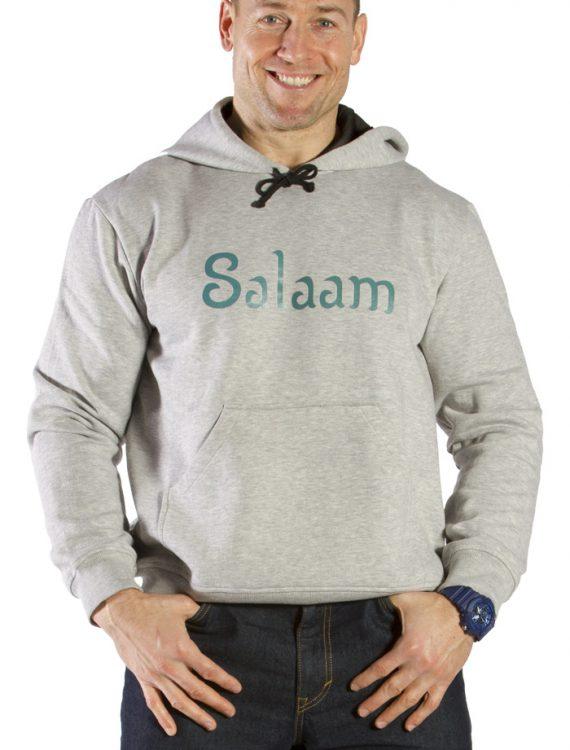 Salaam Men's Hoodie Black