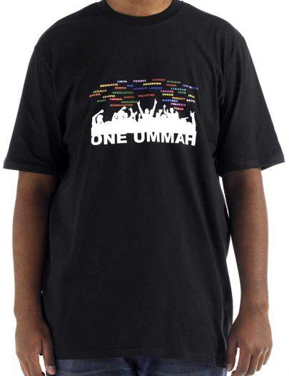 One Ummah T-Shirt Green