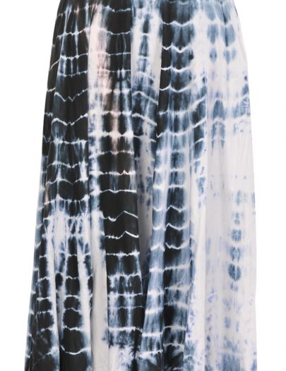 Tye Dye Cotton Skirt