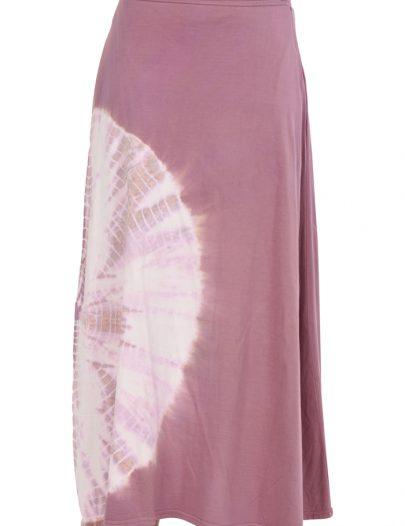 A Line Tye Dye Skirt