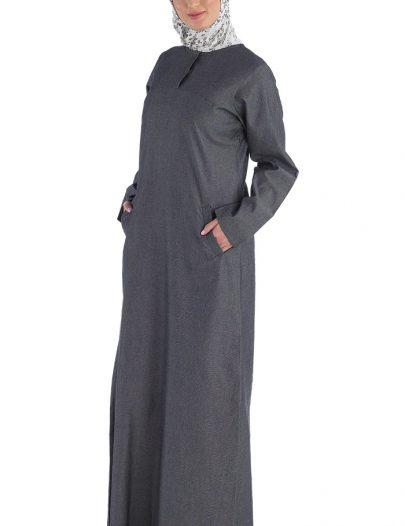 Hajj Amatullah Abaya Blue