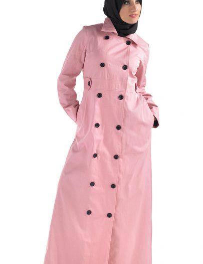 Nasim Jacket Jilbab Black