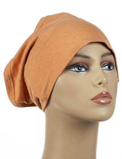 Tan Underscarf Hijab Cap